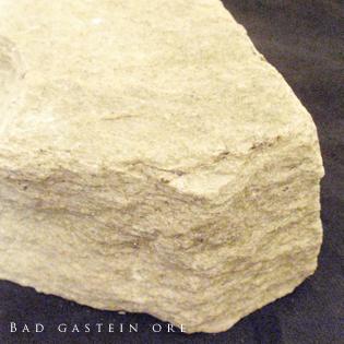 バドガシュタイン鉱石 原石