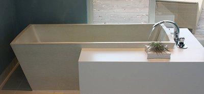 陶器風呂 信楽焼陶浴槽