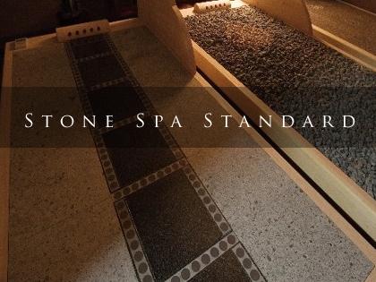 ヒノキ枠タイプの家庭用から業務用まで利用可な岩盤浴